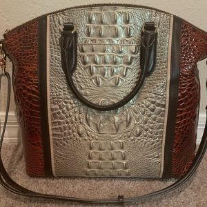 Brahmin purse and wallet